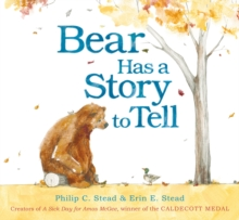 Image for Bear has a story to tell