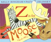 Image for Z is for Moose