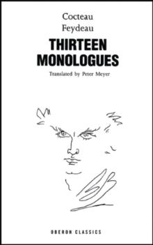 Image for Cocteau & Feydeau: Thirteen Monologues