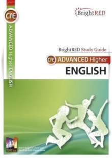 Image for EnglishCfE Advanced Higher,: Study guide