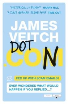 Image for Dot con  : the art of scamming a scammer