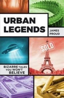 Image for Urban legends  : bizarre tales you won't believe