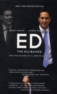 Image for Ed  : the Milibands and the making of a Labour leader