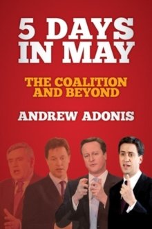 Image for 5 days in May  : the coalition and beyond