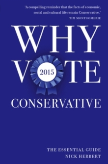 Image for Why vote Conservative 2015