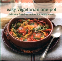 Image for Easy vegetarian one-pot  : delicious fuss-free recipes for hearty meals