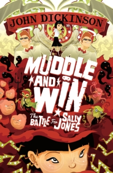 Image for Muddle and Win  : the battle of Sally Jones