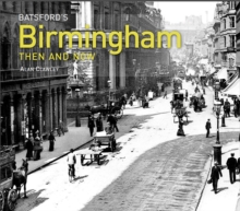 Image for Batsford's Birmingham then and now