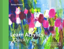Image for Learn acrylics quickly