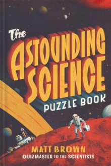 Image for The Astounding Science Puzzle Book