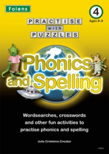 Image for Phonics and spelling4