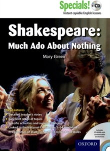 Image for Secondary Specials! +CD: English - Shakespeare Much Ado About Nothing