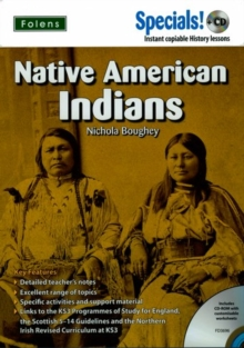 Image for Secondary Specials! +CD History - Native American Indians
