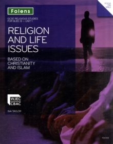 Image for GCSE religious studies for WJEC BUnit 1,: Religion and life :