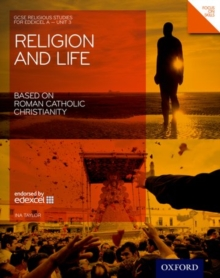 Image for GCSE religious studies for Edexcel AUnit 3,: Religion and life :