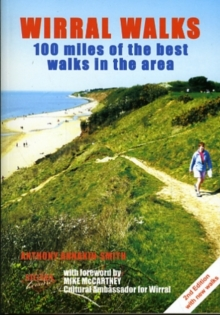 Image for Wirral walks  : 100 miles of the best walks in the area