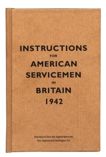 Image for Instructions for American servicemen in Britain 1942