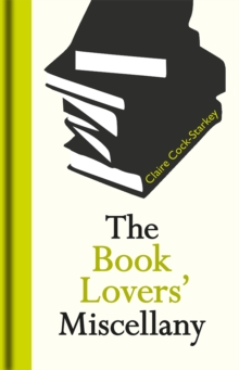 Image for The book lovers' miscellany