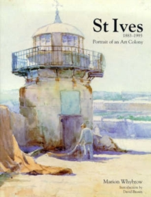 Image for St Ives, 1883-1993  : portrait of an art colony