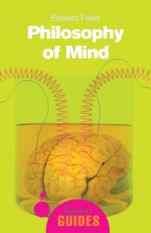 Image for Philosophy of mind  : a beginner's guide
