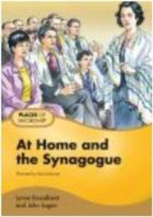 Image for Place for worship: At home and the synagogue