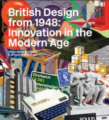 Image for British design from 1948  : innovation in the modern age
