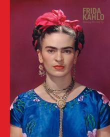 Image for Frida Kahlo - making her self up
