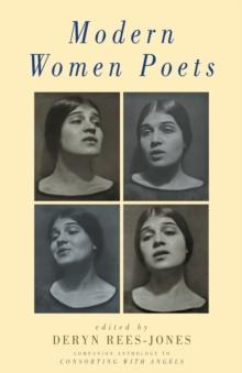 Image for Modern women poets