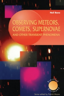 Image for Observing meteors, comets, supernovae and other transient phenomena