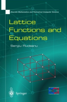 Image for Lattice functions and equations