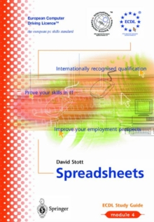 Image for Spreadsheets  : ECDL module 4