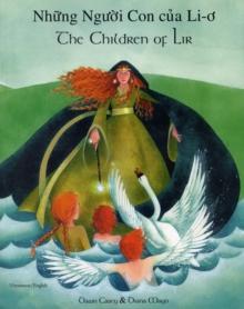 Image for The children of Lir  : a Celtic legend