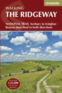 Image for The Ridgeway National Trail  : Avebury to Ivinghoe Beacon, described in both directions