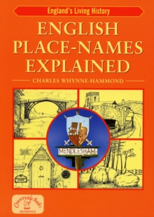Image for English Place-Names Explained