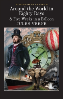 Image for Around the world in eighty days  : Five weeks in a balloon
