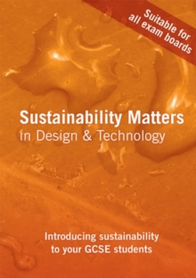 Image for Sustainability matters in design & technology