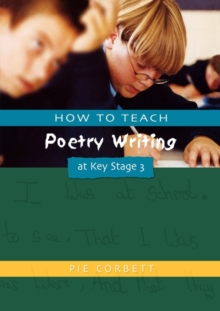 Image for How to teach poetry writing at key stage 3