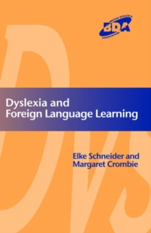 Image for Dyslexia and foreign language learning