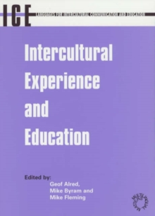 Image for Intercultural experience and education