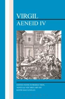 Image for Virgil: Aeneid IV