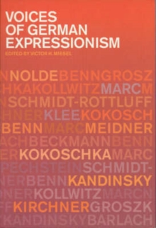 Image for Voices of German Expressionism