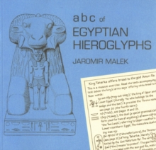 Image for ABC of Egyptian Hieroglyphs