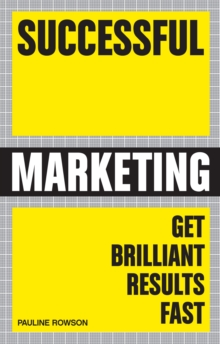 Image for Successful marketing