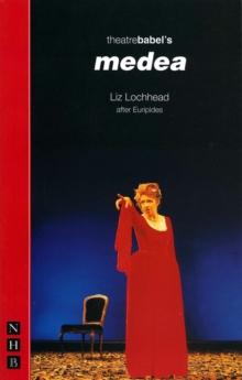 Image for Theatrebabel's Medea