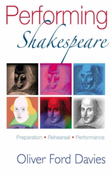 Image for Performing Shakespeare