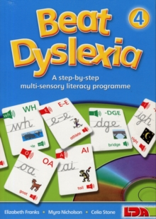 Image for Beat dyslexia  : a step-by-step multi-sensory literacy programme4