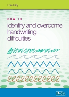 Image for How to identify and overcome handwriting difficulties