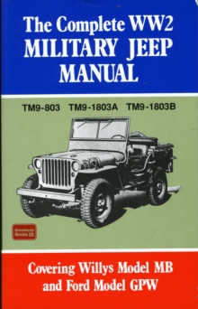 Image for The Complete WW2 Military Jeep Manual
