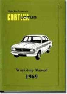 Image for High Performance Lotus Cortina Mk.2 Workshop Manual