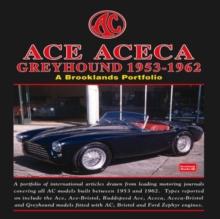 Image for AC Ace Aceca Greyhound 1953-1962 a Brooklands Portfolio
